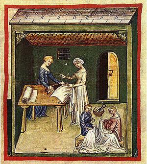 Linen Clothing (Vestis Linea)
