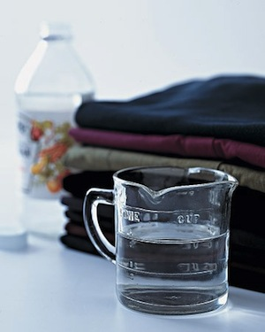 cleaning solution linen