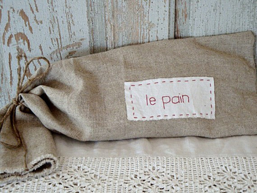 French Bread Bag