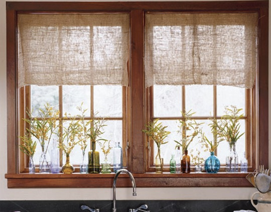 Easy Linen Curtains