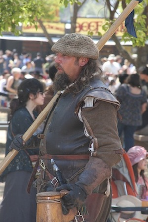Renaissance Faire men