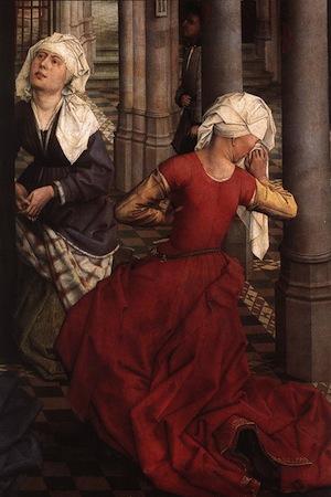 Seven Sacraments. Van Der Weyden