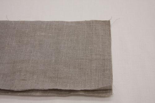 Linen Wine Bag