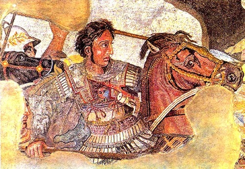 Alexander the Great Wore Linen Armor?