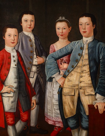 Colonial Clothing