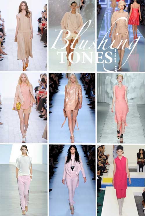 Pink style trend