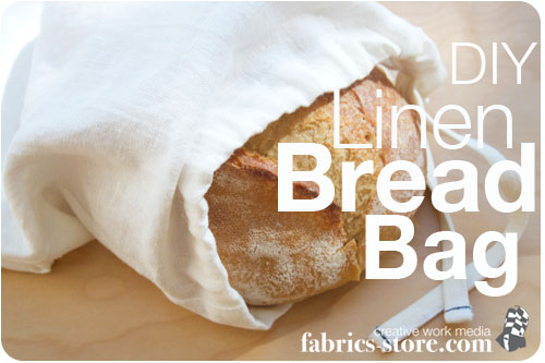 The Linen Bread Bag revisited!
