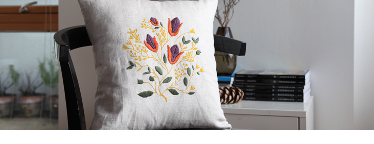 Embroidery and Textile Paint DIY