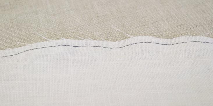 Linen Hooded Baby Towel