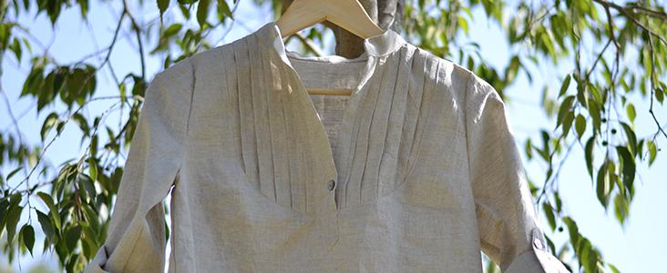 Tutorial: make the Carme blouse