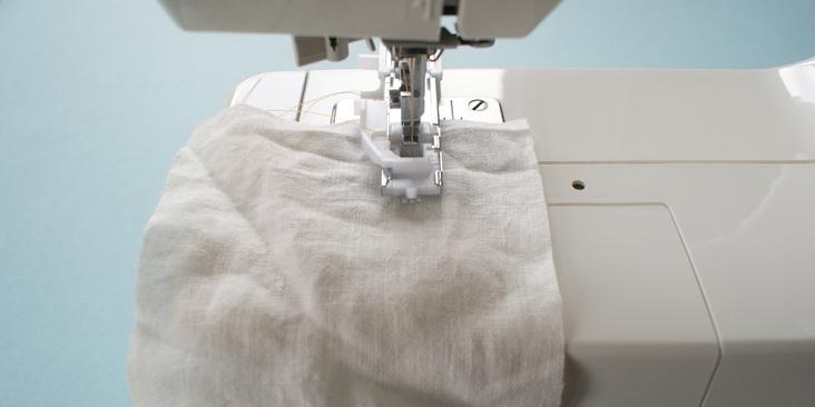 stitch on thread