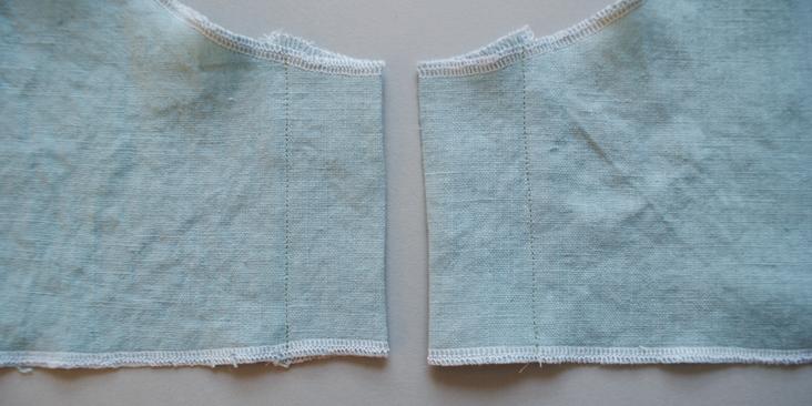 stitched centre