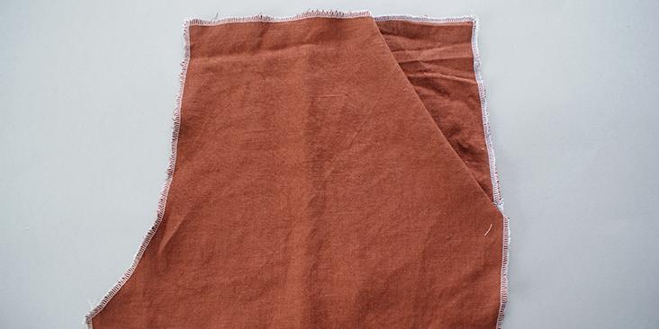 pocked sewn