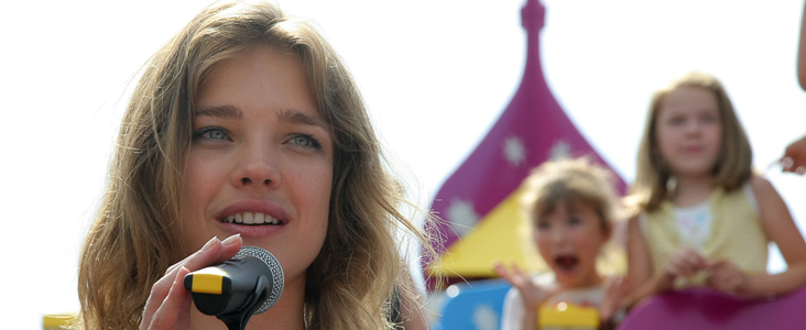 Creative Business Mothers: Natalia Vodianova