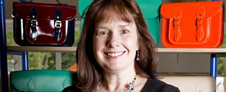 Julie Deane, the Woman behind Cambridge Satchel Company