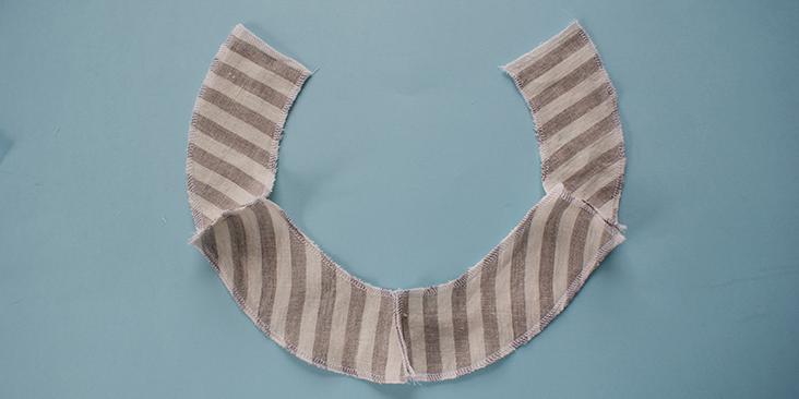pinned collar inter to itself
