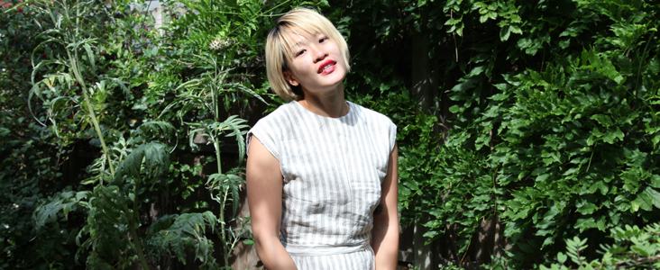 Striped Linen 60s Inspired Dress Tutorial