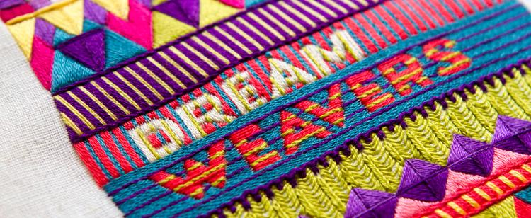 Artisan Embroidery: MaricorMaricar