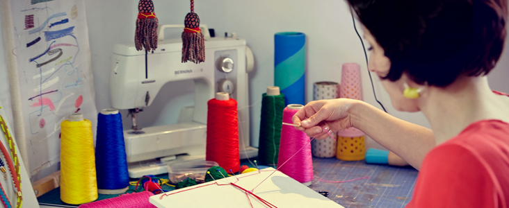 Artisan Embroidery: Aimee Betts