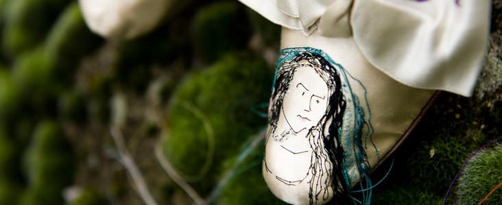 Artisan Embroidery: Rosalind Wyatt