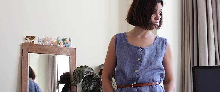 Linen Romper Suit Tutorial