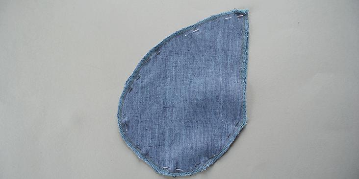 pinned pocket