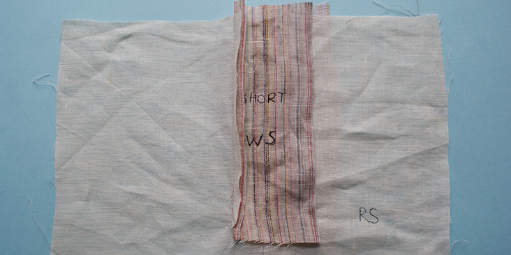 ss sewn right side