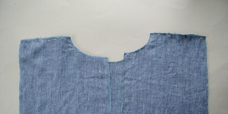 pinned shoulder