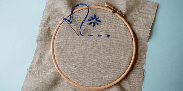 running stitch 2