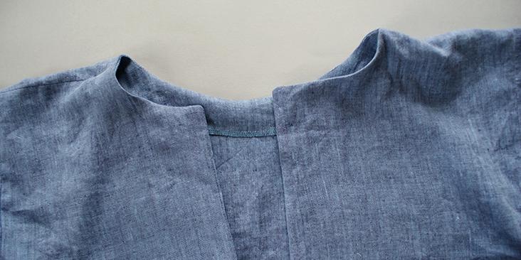 sewn interface