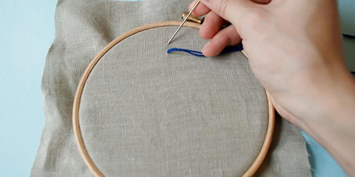 straight stitch 2