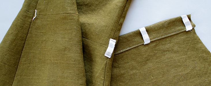 Sewing Essentials: How to create Belt Loops Tutorial