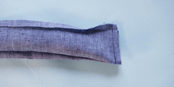 stitch band side seam