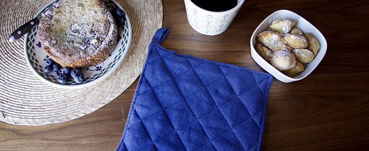 Quilted Pot Holder Tutorial