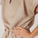 Linen Tunic With Tassel Belt Tutorial