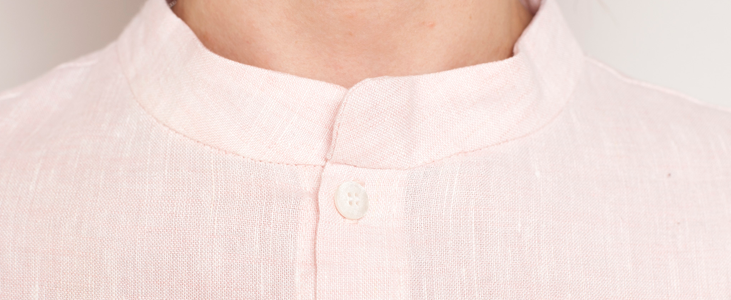 Sewing Glossary: How To Draft And Sew A Mandarin Collar Tutorial