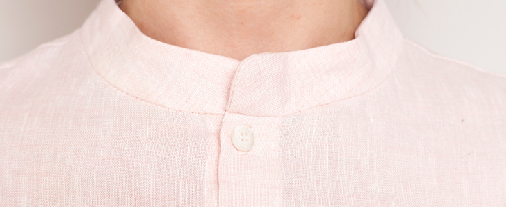 Sewing Glossary How To Draft And Sew A Mandarin Collar Tutorial