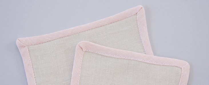 Sewing Glossary: How To Bind Mitered Corners With Bias Tape Tutorial