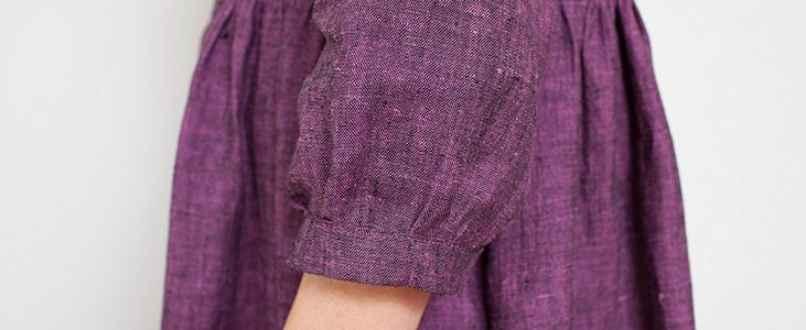 Sewing Glossary: How To Draft And Sew Gathered Sleeves Tutorial