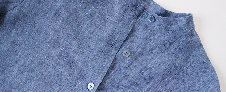 Sewing Glossary: How To Draft And Sew Button Bands The Shirtmaking Way