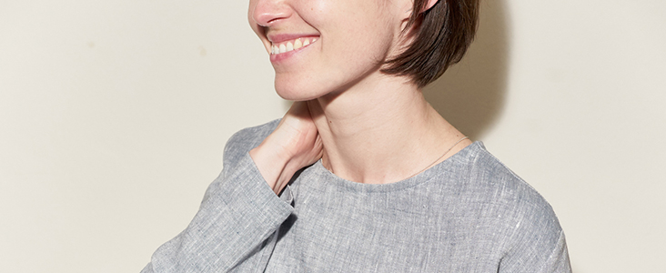 Linen Blouse With Oversized Patch Pockets Tutorial