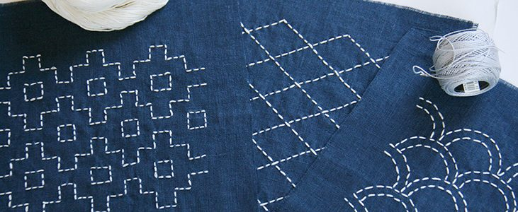 Sashiko Embroidery Technique Tutorial