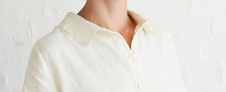 Sewing Glossary: How To Draft And Sew A Shirt Collar Tutorial