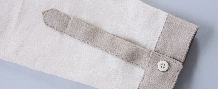 Sewing Glossary: How To Draft And Sew A Sleeve Placket With Cuff