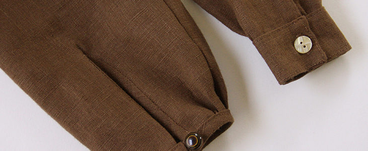 Sewing Glossary: How To Sew A Continuous Bound Sleeve Placket