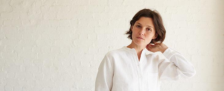 The Relaxed Linen Shirt Tutorial