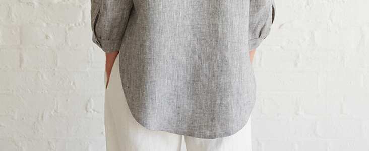 Sewing Glossary: How To Hem A Curved Edge