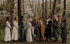 Let's Hold a Wedding… With Swords!