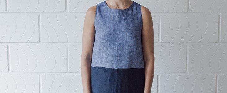 Aiko Ombre Maxi Dress Tutorial
