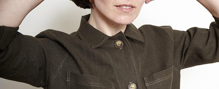 Paola Workwear Jacket Tutorial